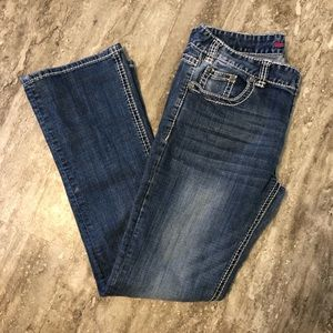Denim - rock and roll flare jeans